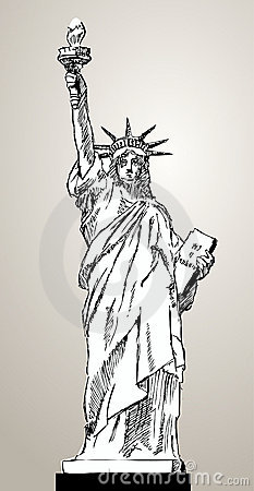 Liberty status illustration