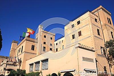 Liberty style, Villa Igiea