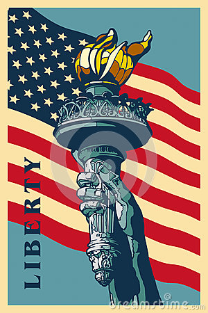 Liberty Torch.