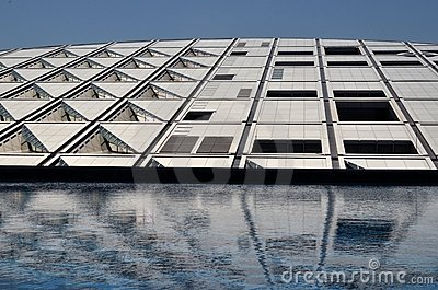 The Library of Alexandria (Bibliotheca Alexandrina