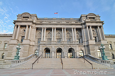 Library of Congress, Washington DC United States