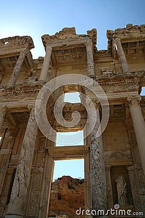 Library in Efes / Ephesus