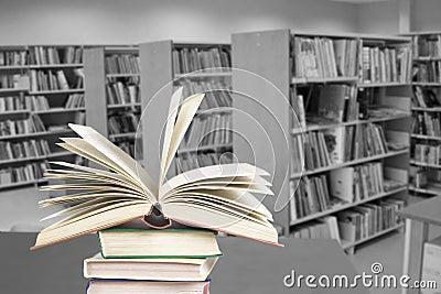Library. Encyclopedia