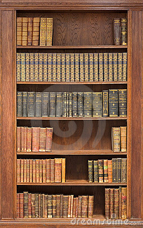 Free Library Interior Stock Photography - 9526242
