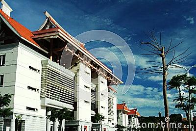 Library at Zhangzhou Campus, Xiamen University