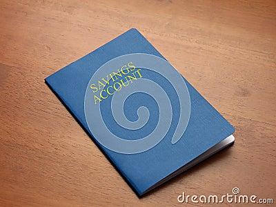 Libro del cuenta de ahorros