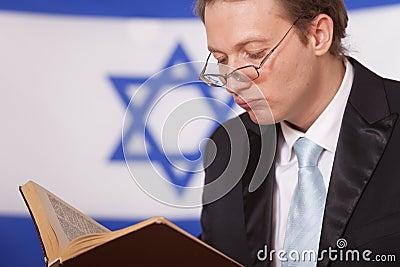 Libro di lettura dell ebreo