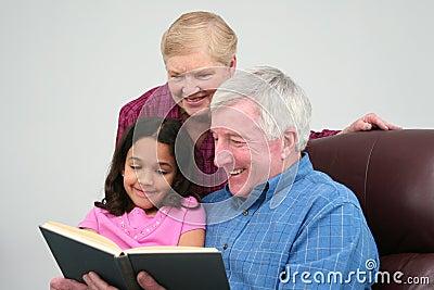 Libro di lettura di prima generazione