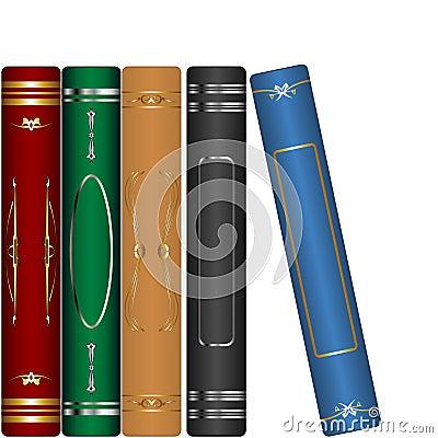 Libros clásicos fijados