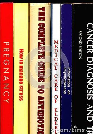 Libros médicos
