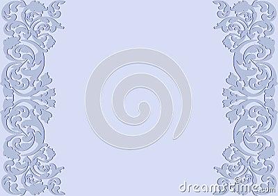 Lichtblauwe achtergrond