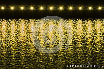 Lichte staaf