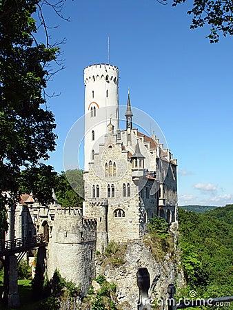 Free Lichtenstein Castle Stock Images - 425044