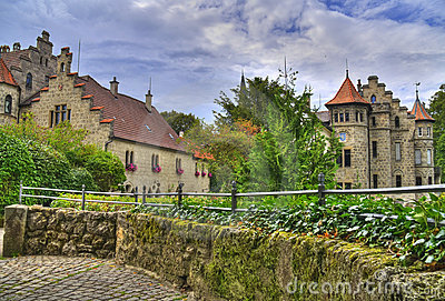 Lichtenstein Castle HDR