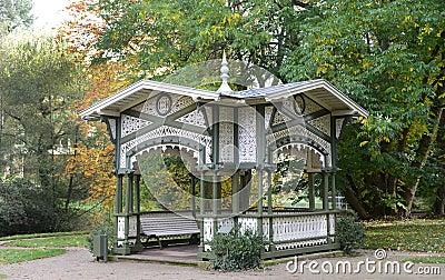 Lichtentaler Allee, Baden-Baden, Germany 01
