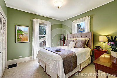 slaapkamer lichtgroen ~ lactate for ., Deco ideeën