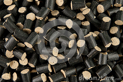 Licorice candy sticks
