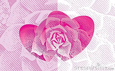 Liebe mit Blumen