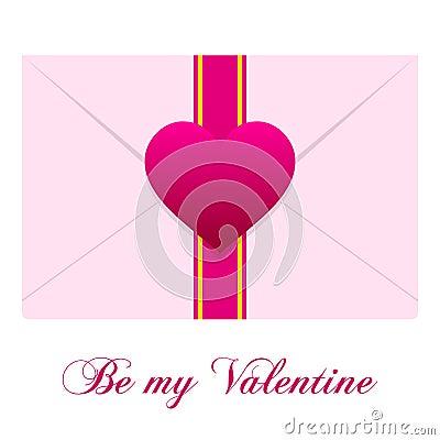 Liebes-Umschlag