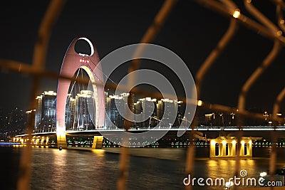 LieDe Bridge Editorial Image