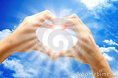 Liefde van hemel