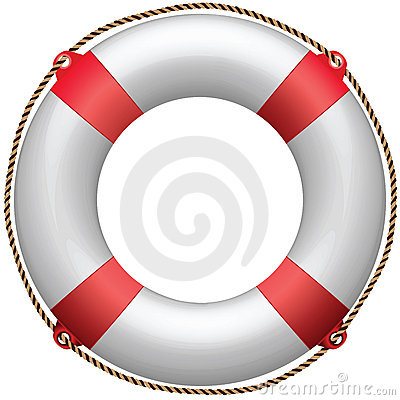 Free Life Buoy Royalty Free Stock Image - 16568636