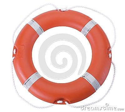 Life buoy / Life preserver