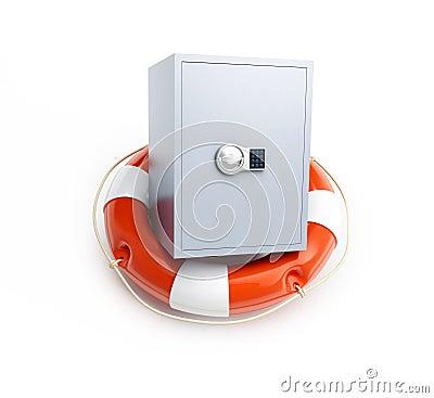 Life Buoy safe