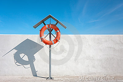 Life buoy for safety