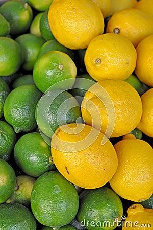When life gives your Lemons - Limes/Lemons