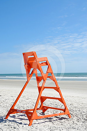 Life Guard Stand