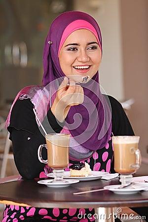 Life of muslim girl