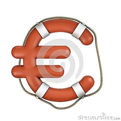Life ring euro