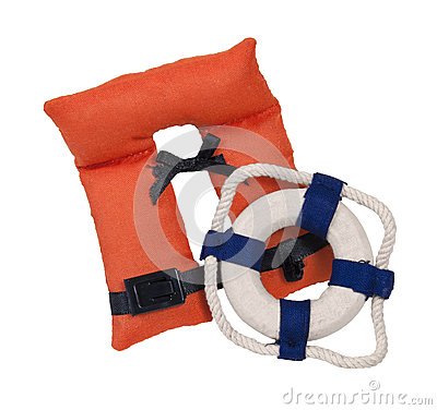 Life Vest and Life Preserver