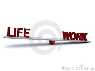 Life work imbalance