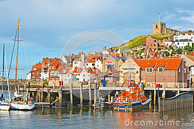 Lifeboat at Whitby Editorial Image