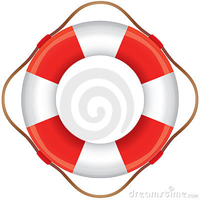 Free Lifebuoy Royalty Free Stock Image - 11512856