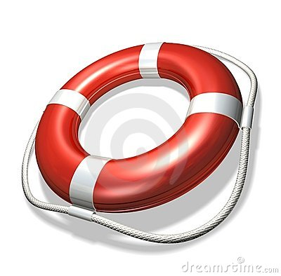 Free Lifebuoy Royalty Free Stock Photography - 948977