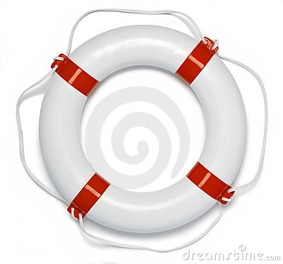 Free Lifebuoy Ring Buoy Preserver Stock Photos - 7280773