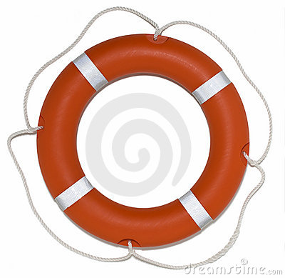 Free Lifebuoy Ring Preserver Lifesaver Stock Images - 6738964