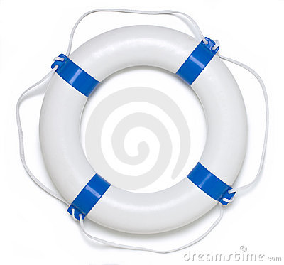 Free Lifebuoy Ring Preserver Lifesaver Royalty Free Stock Photos - 6748298