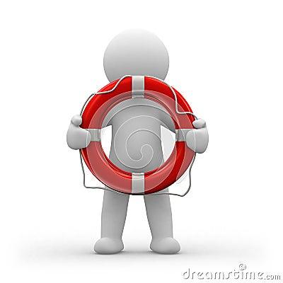Free Lifeguard Stock Photography - 14016222