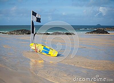 Lifeguard Editorial Stock Image