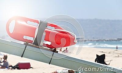 Lifeguard Equipment Royalty Free Stock Image Image 31406886