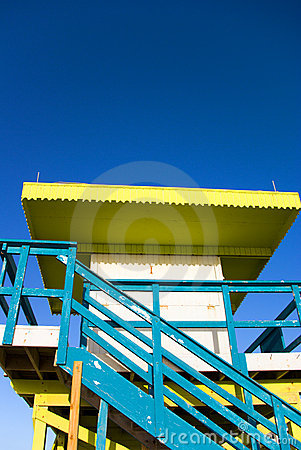 Lifeguard Hut