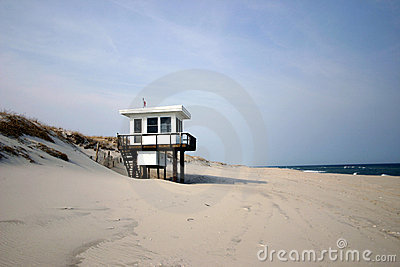 Lifeguard Shed – Jersey Shore