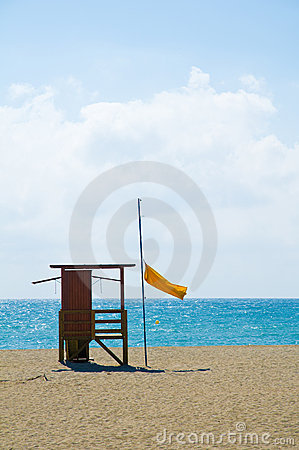 Lifeguard Station.