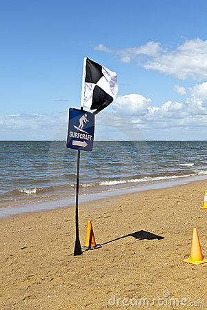 Lifesaver Beach Flags