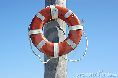 Lifesaving ring