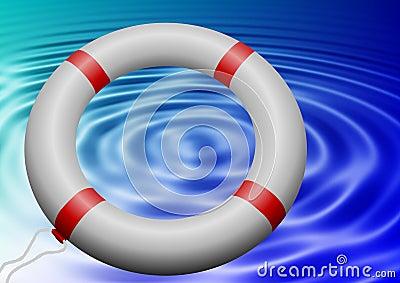 Lifesaving ring